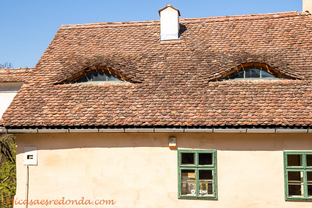 Las casas tienen ojos en Rumanía