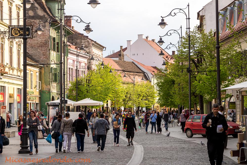Paseando por Sibiu