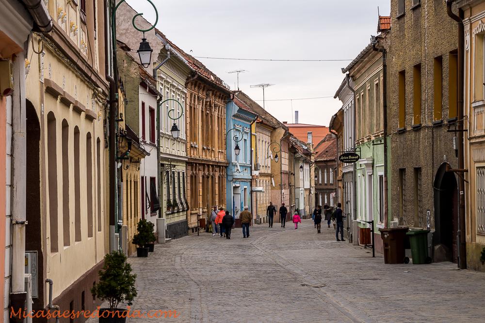 Callejeando en Brasov