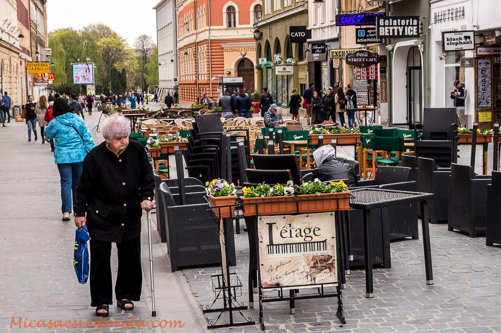el día a día en Brasov