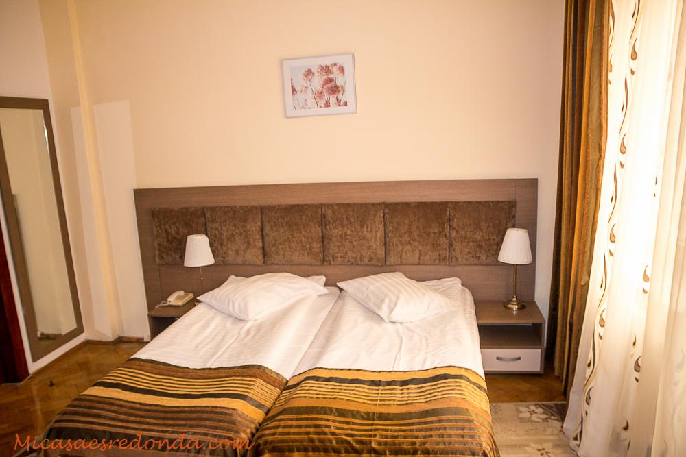 Habitaciones del hotel Rina Cerbul, Sinaia