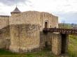 Entrada a la fortaleza de Suceava