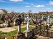 Cementerios repletos de flores para celebrar la Pascua en Rumanía