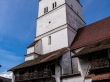 La torre de la iglesia fortificada de Harman