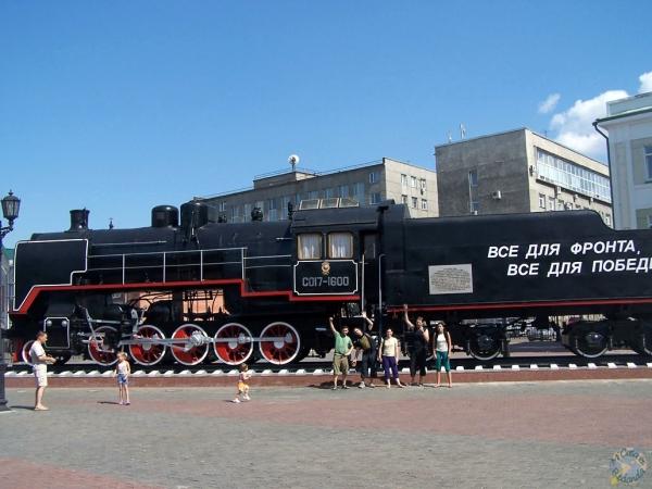 Antiguos trenes