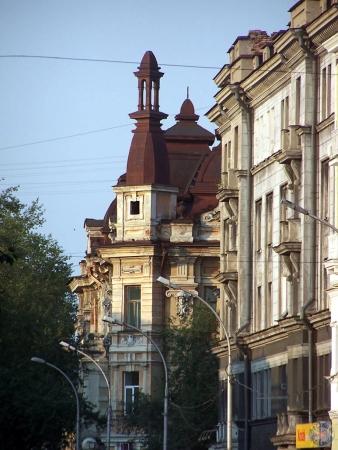 Calles de Irkutsk