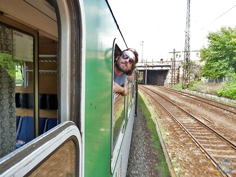 Y más trenes!