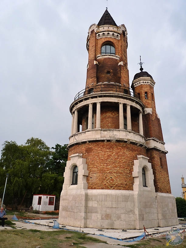 Torre de Sibinjanin en el barrio de Zemun, Belgrado