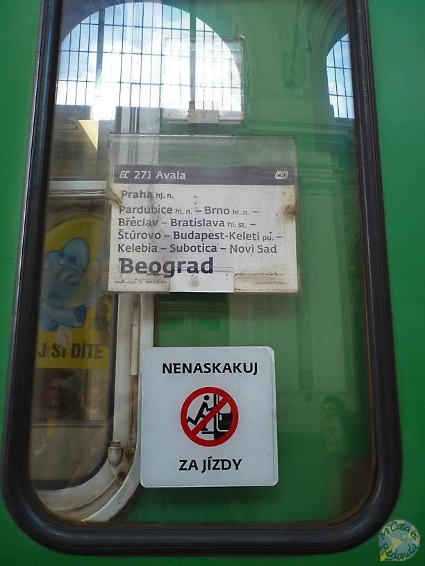 A Belgrado
