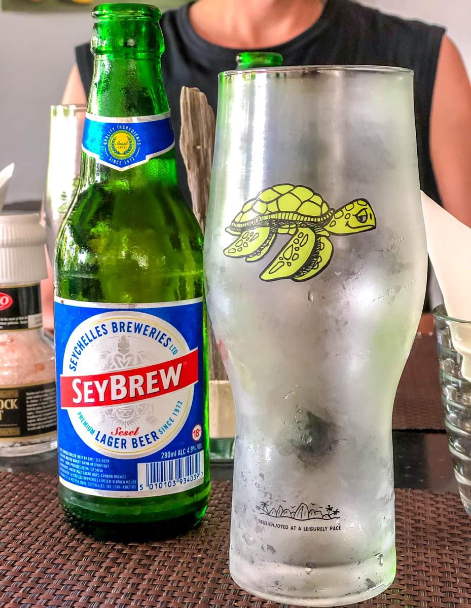 Seybrew, la cerveza más famosa en Seychelles