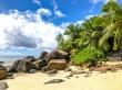 Vegetación y playas, Seychelles