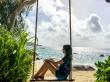 Columpio en Praslin, Seychelles