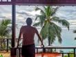 Mirando a las nubes, Seychelles