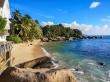 Playa junto a Bliss, Mahe, Seychelles