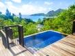 Villas con piscina y espectaculares vistas, Seychelles