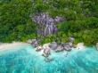 Espectaculares colores de Seychelles