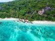 Playas de La Digue, Seychelles