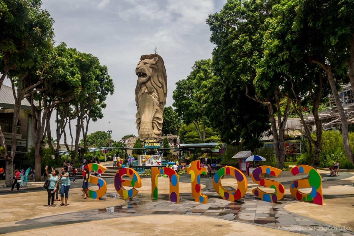 Sentosa, isla de diversión sin fin! Singapur