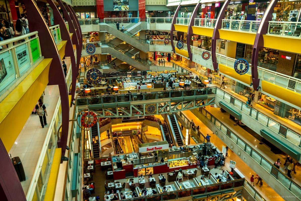 Centro comercial #3, Singapur