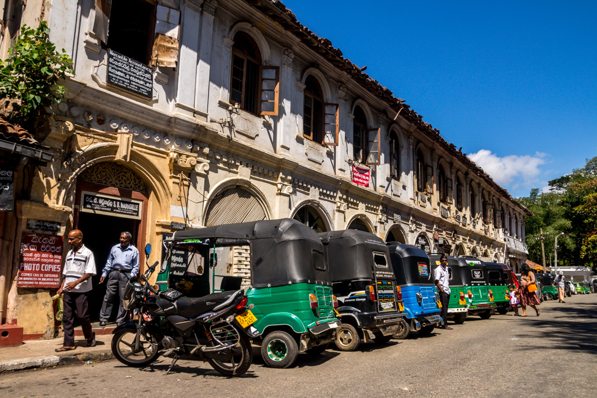 Calles de Kandy