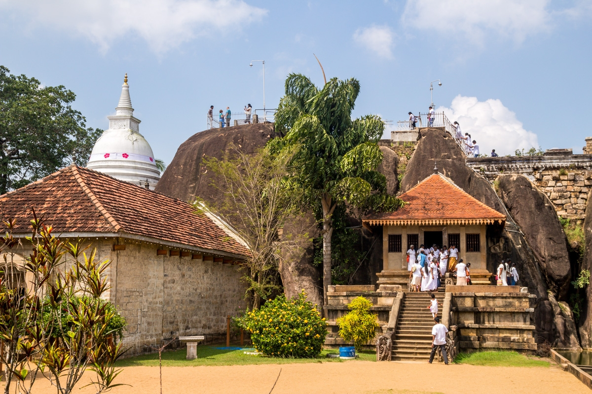 Templos y ruinas, Anuradhapura