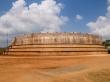 Pagoda gigante en construcción, Anuradhapura