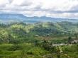 Paisajes en las montañas de Sri Lanka