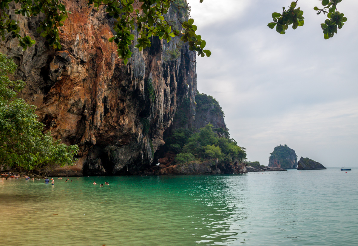 Playa de Phra Nang, Railay