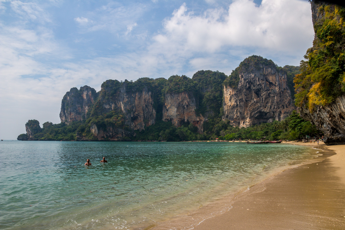 Las playas de Railay