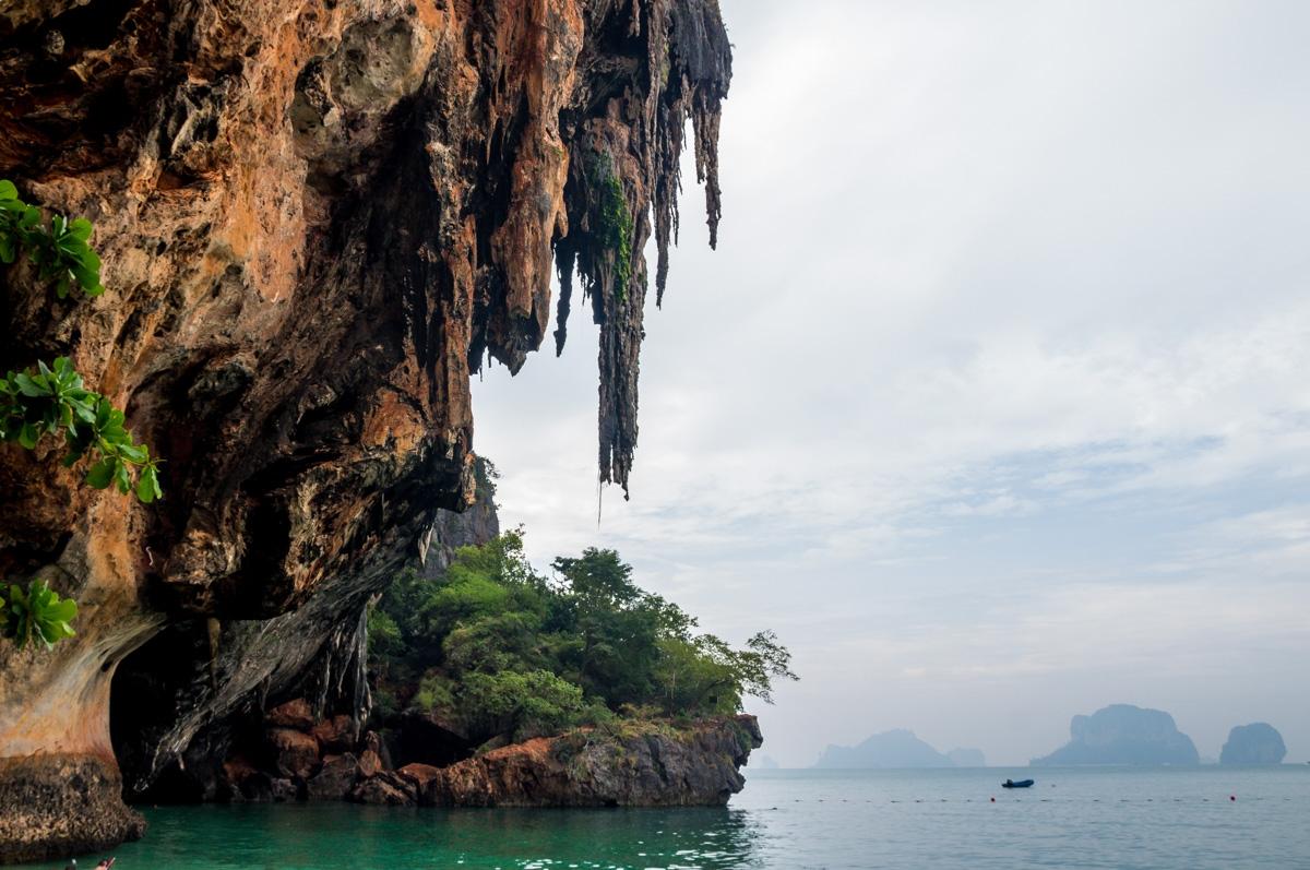 Cueva de Phra Nang, Railay