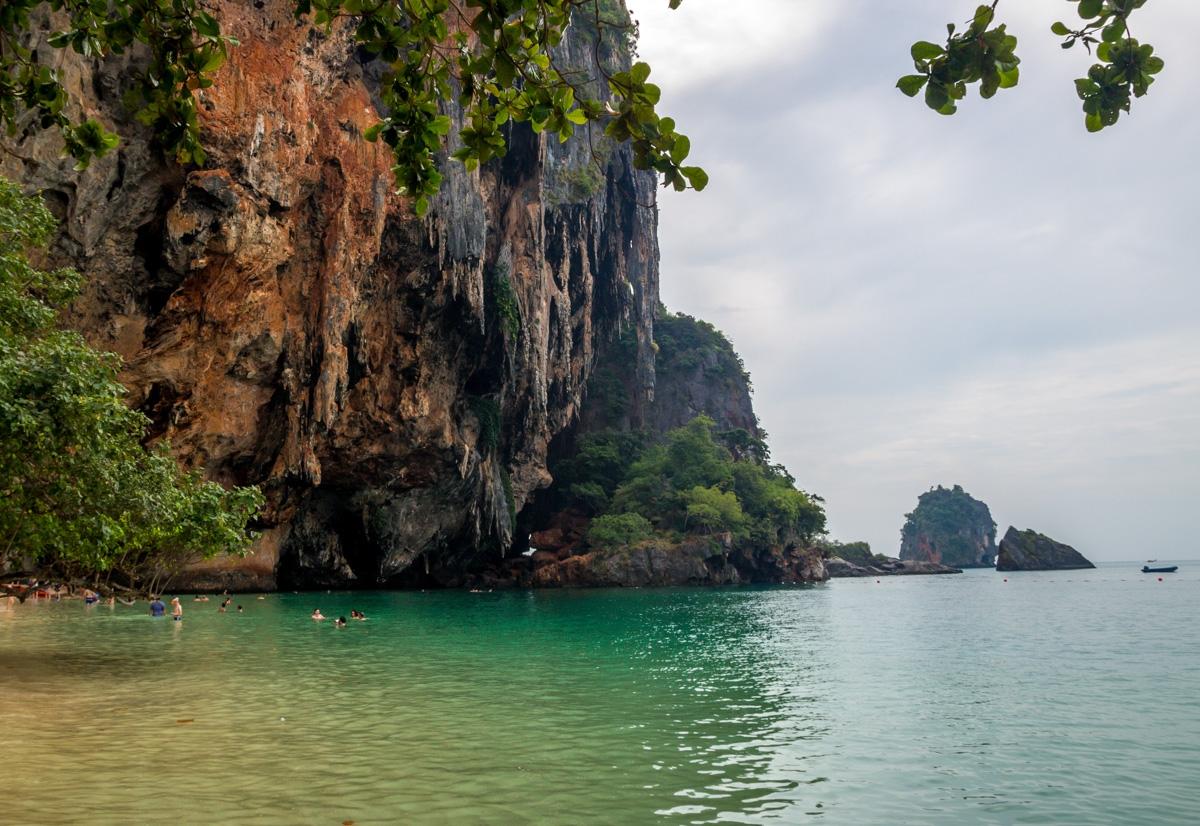 Playa de Phra Nang, Railay