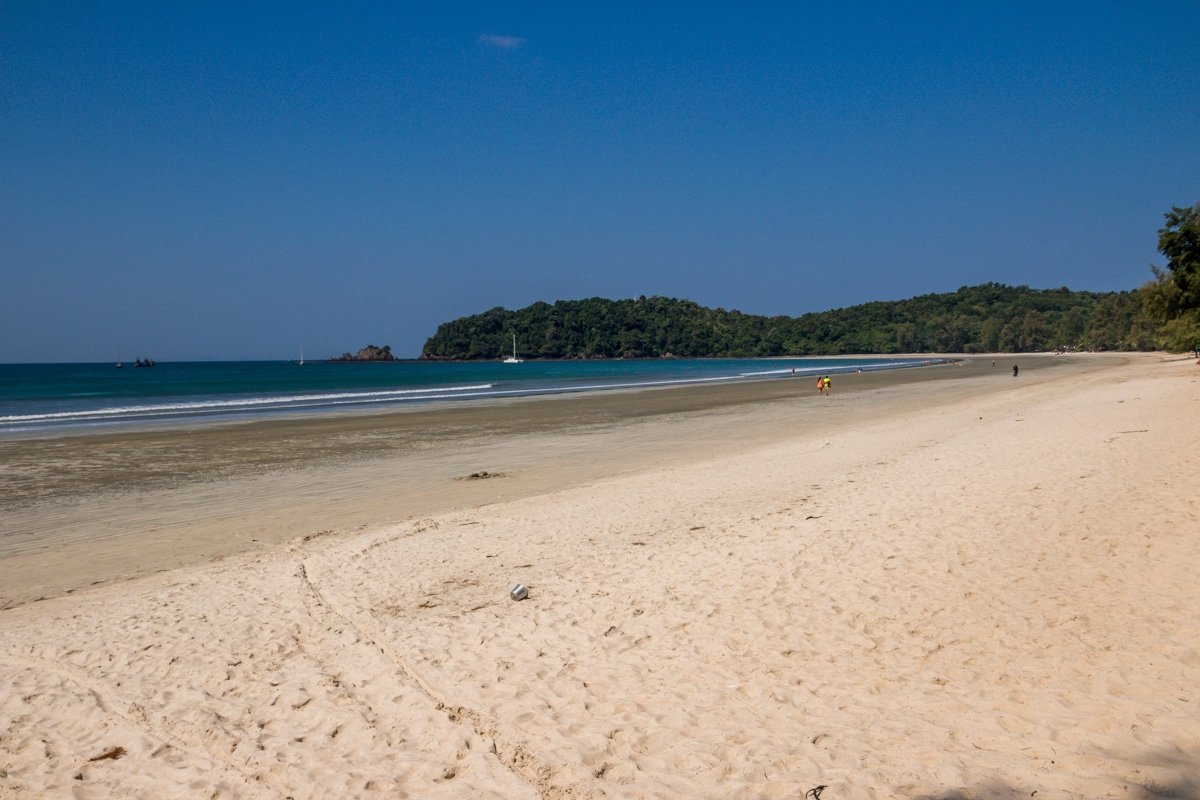 Playa de Aow Yai, Kho Phayam