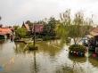 El mercado flotante de Ayutthaya