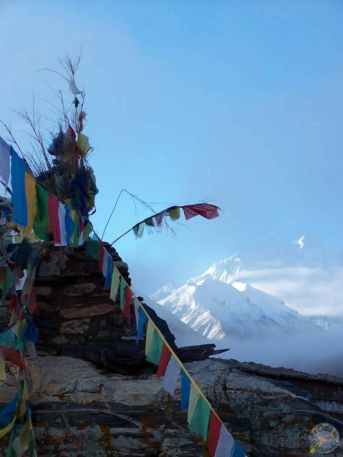 El Everest desde Rongbuk