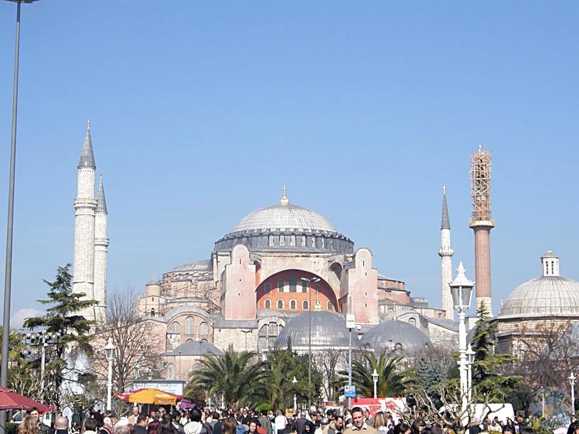 Hagia Sofia, Estambul