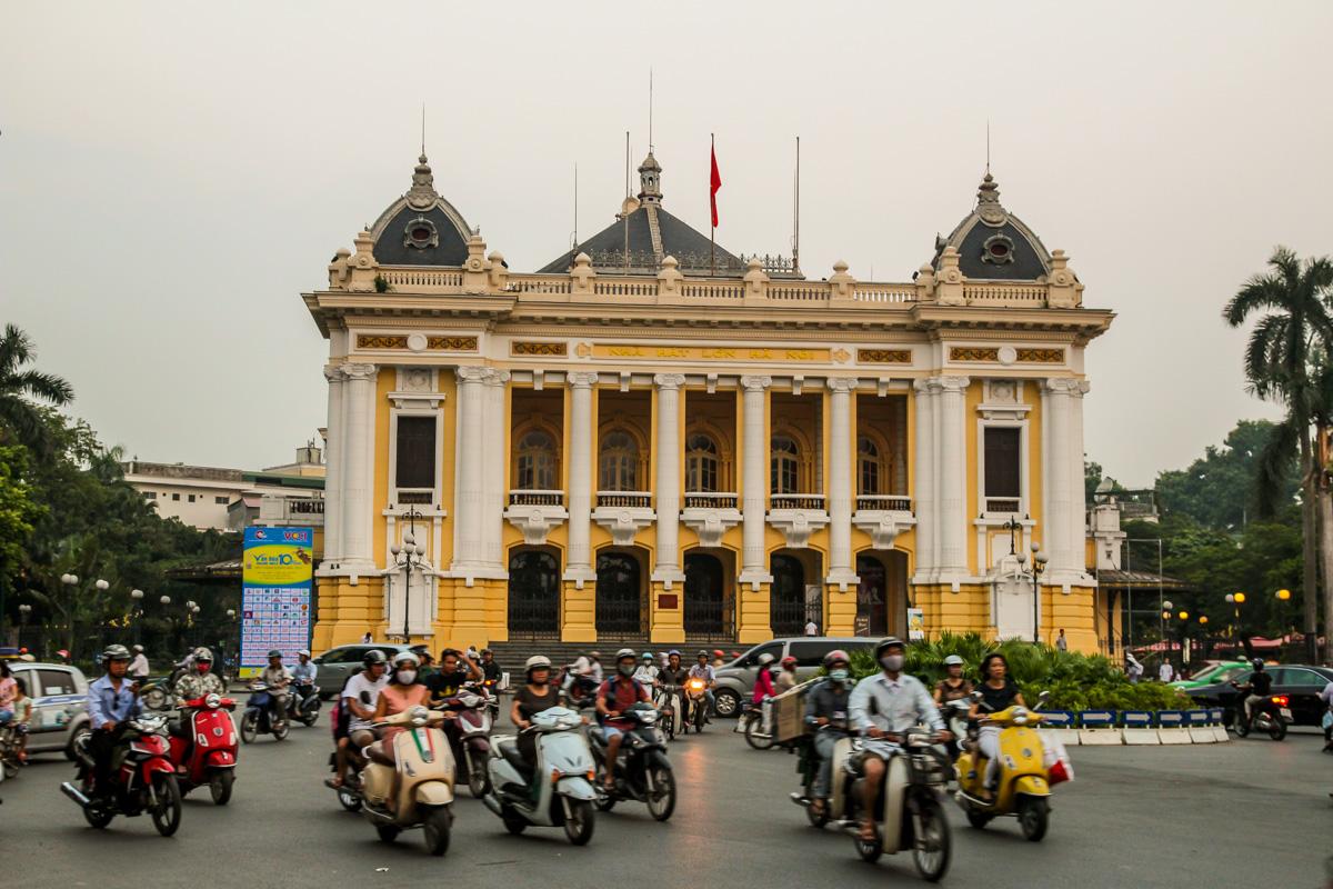 Opera, Hanoi