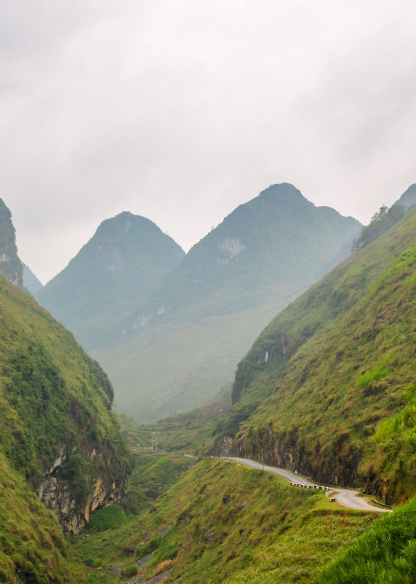 Entre montañas - Loop QL34 road
