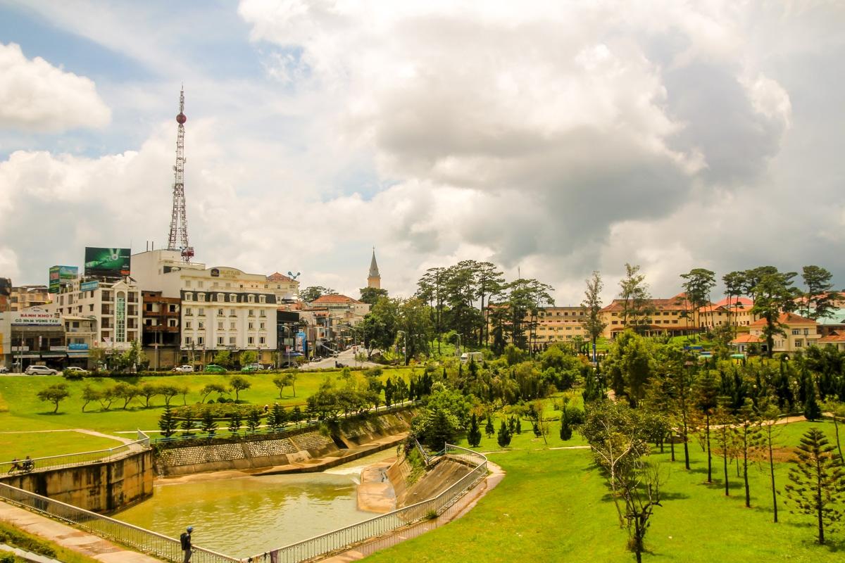 Parques en Dalat