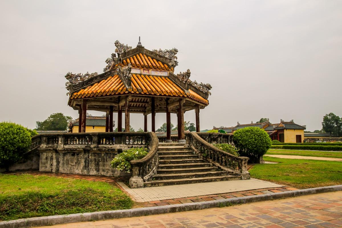 Pagodas en Hue