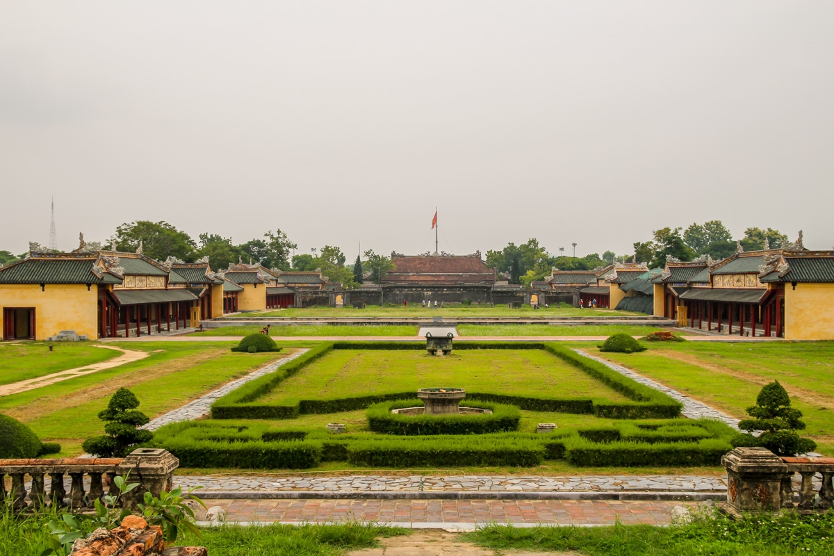 Ciudad Imperial de Hue, hoy por hoy