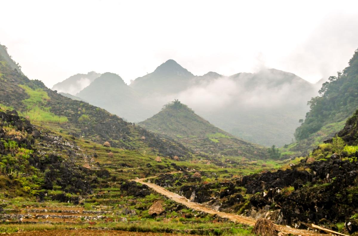 Caminos entre los valles - loop QL34 road