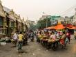 Mercado en Hanoi