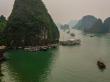 Entre el verde y la niebla, Halong Bay