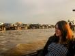 Disfrutando el mercado de Cai Rang, Delta del Mekong