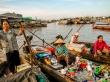 Te y viandas, Mercado de Cai Rang