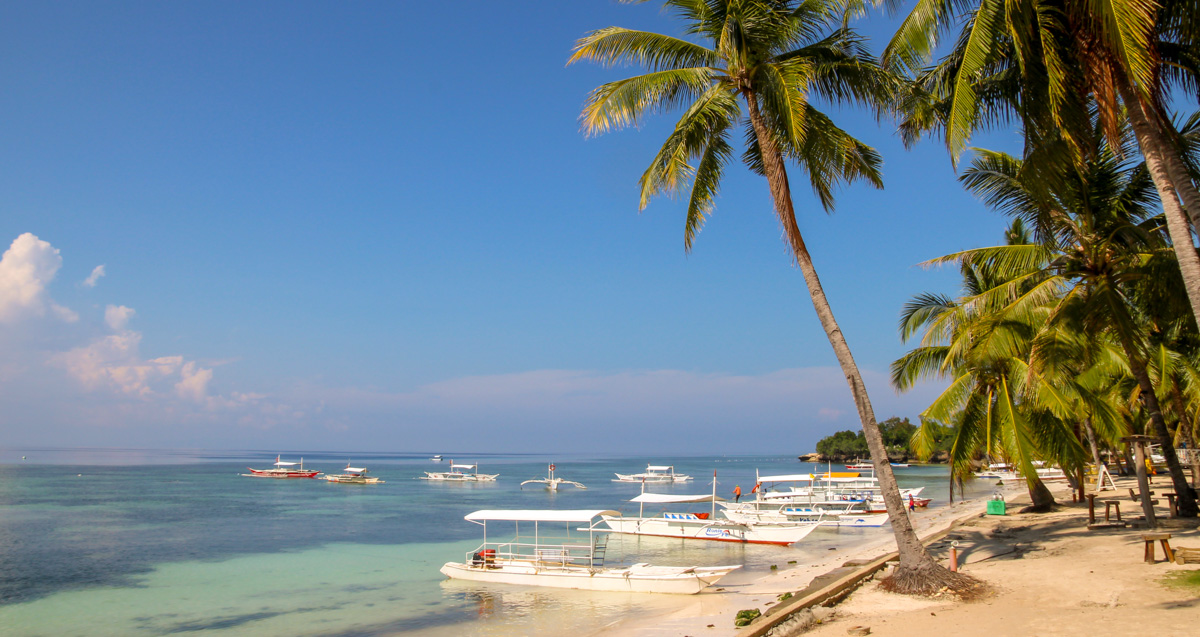 Filipinas II: Panglao y Malapascua