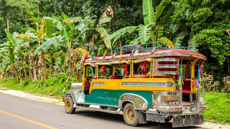 filipinas I: Cebu y Siquijor en las Visayas centrales