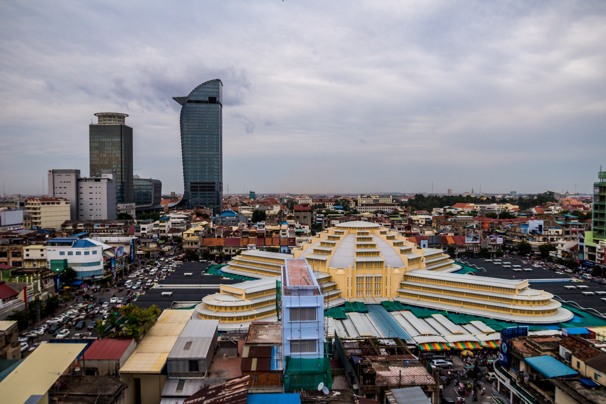 Kratie y Phnom Penh