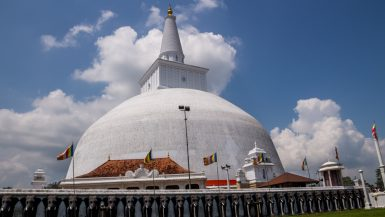 Anuradhapura y Polonnaruwa, ciudades históricas