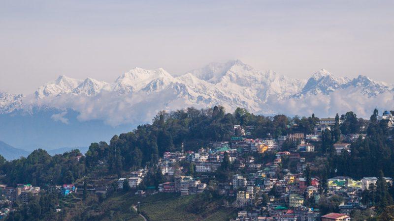 Sikkim y Darjeeling, los Himalaya